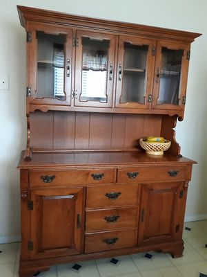 Antique china cabinet for Sale in Alexandria, VA