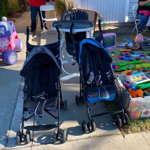 Strollers & High Chair for Sale in Cypress, CA