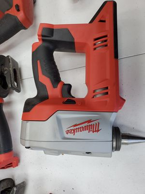 Milwaukee m18 pro pac expansion tool 240$!!! Tool only for Sale in Fort Worth, TX