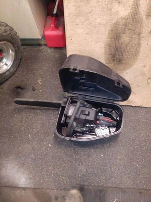 """18"""" craftsman chain saw for Sale in Philadelphia, PA"""