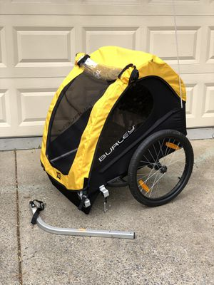 Burley Bee Bike Trailer for Sale in Rockville, MD