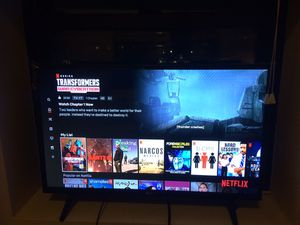 LG HDTV WITH FIRE STICK for Sale in New York, NY