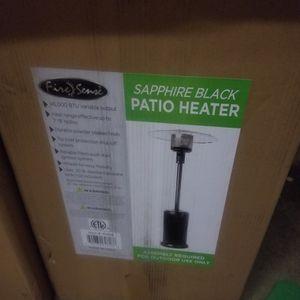 New FIRESENSE 46000 Btu Outdoor Patio Heater for Sale in Raymond, WA