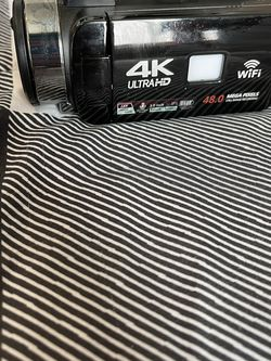 4K Ultra Camecorder for Sale in Martinez,  CA