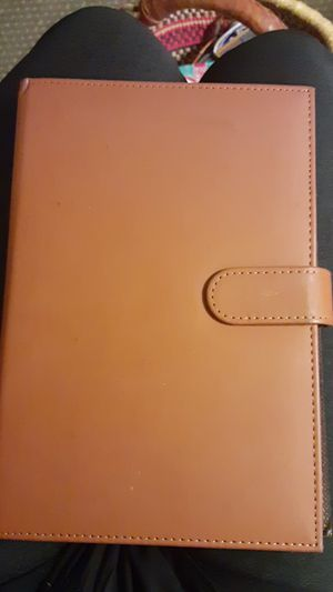 leather notepad for Sale in Richland, WA
