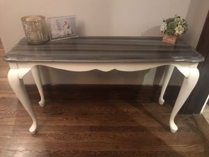 Sofa Table / Console Table for Sale in North Plainfield, NJ