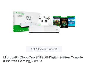 Xbox 1 s for Sale in Midwest City, OK