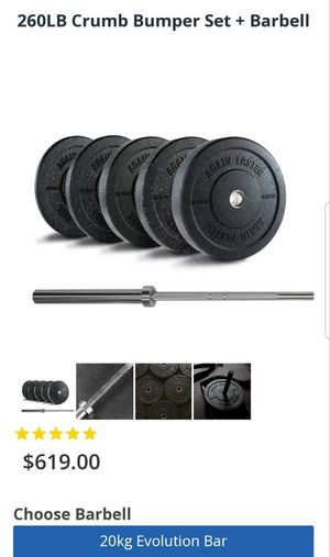Weight plates for Sale in South Gate, CA