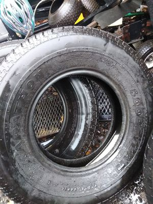 🙌🙅🙆🙌235/80/16 LOAD D TRAILER TIRES for Sale in Oak Grove, OR
