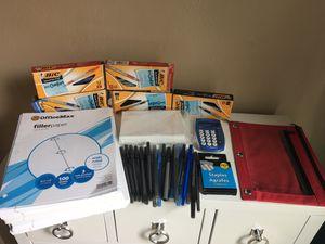 School/office supplies for Sale in Virginia Beach, VA
