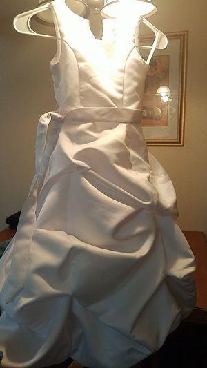 Flower girl or baptism dress for Sale in Sacramento, CA