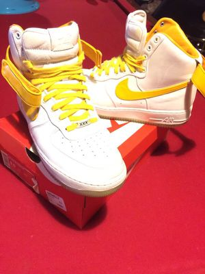 NIKE AIR FORCE 1 XXX EDITION for Sale in St. Louis, MO