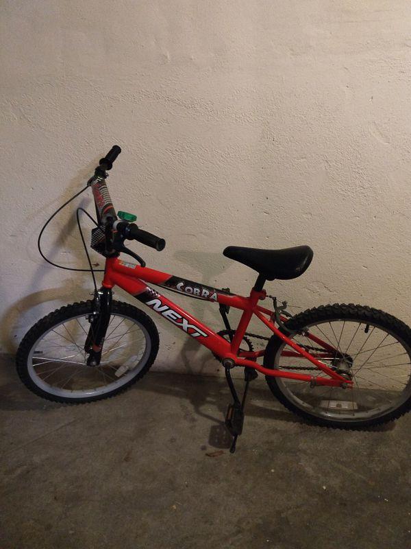 """""""Cobra next"""" kids bike"""