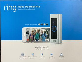 Brand New Ring Doorbell Pro for Sale in Cedar Park,  TX