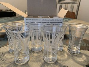 Shot glasses set of 6 for Sale in Bend, OR