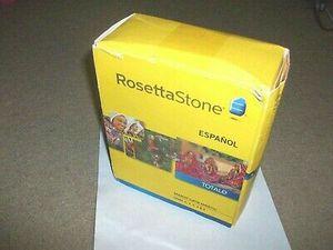 Rosetta Stone for Mac and Windows PC. for Sale in Tamarac, FL