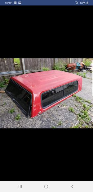 Ford long bed camper shell for Sale in Franklin, OH