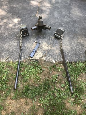BLUE OX HITCH & STABILIZER for Sale in Manassas, VA