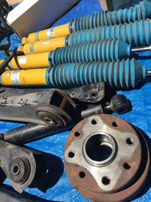 2006 wrangler TJ rubicon OEM suspension + extra parts for Sale in National City, CA