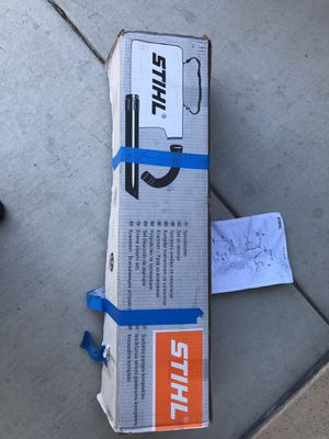 Stihl blower leafs adapter for Sale in Chula Vista, CA