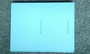 Tiffany & Co blue book about all things diamond! for Sale in Morgan Hill, CA
