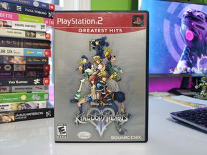 Kingdom Hearts 2 Playstation 2 (PS2) COMPLETE! for Sale in Stone Mountain, GA