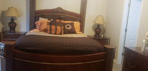Queen Size Bedroom Set for Sale in Charlotte, NC