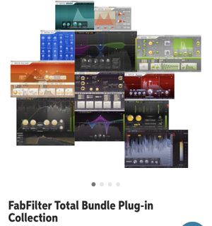 FabFilter Bundle for Sale in Suffolk, VA