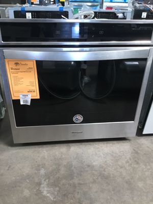 ON SALE🔥 New Whirlpool Smart Single Wall Oven for Sale in Chandler, AZ