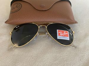 Brand New Authentic RayBan Aviator Sunglasses for Sale in Lakewood, CA