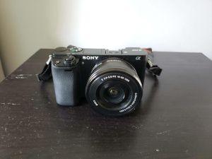 Sony a6000 Digital Camera for Sale in Mills, WY