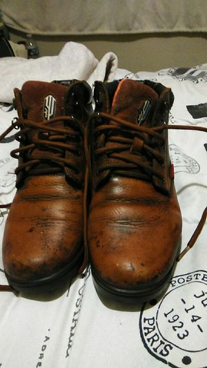 Work boots for woman for Sale in San Marcos, CA