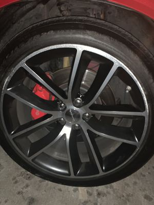 Dodge Charger SRT 392 Rims for Sale in Washington, DC