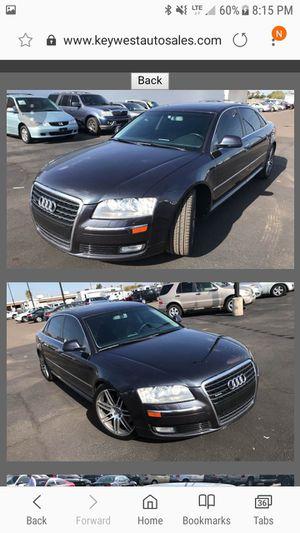 Audi A8 L for Sale in Phoenix, AZ