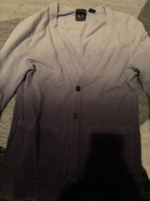 Armani exchange cardigan for Sale in Brooklyn, NY