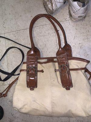 Tan tote bag for Sale in Copan, OK