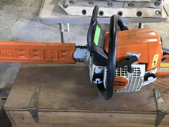 Stihl 18 Inche Chain Saw for Sale in Deer Park, WA