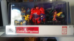 Big Hero 6 Figurine Playset for Sale in San Diego, CA