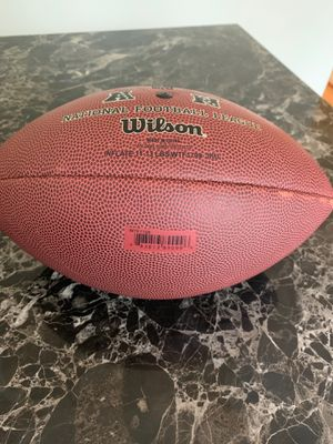 Wilson NFL Limited Platinum Official Football for Sale in Centreville, VA