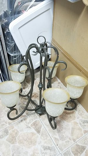 Ceiling chandelier approximate height 30-inch for Sale in Industry, CA