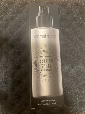 Smash box setting spray for Sale in Reedley, CA