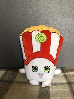 Shopkins popcorn stuffed animal for Sale in Compton, CA