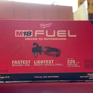 MILWAUKEE M18 FUEL CORDLESS HOLE HAWG TOOL ONLY for Sale in Turlock, CA