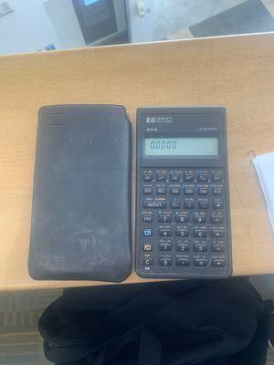 HP 20 S Scientific Calculator for Sale in Ontario, CA