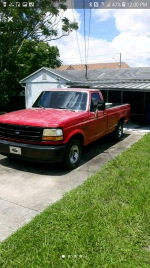 1992 Ford F150 for Sale in St. Petersburg, FL