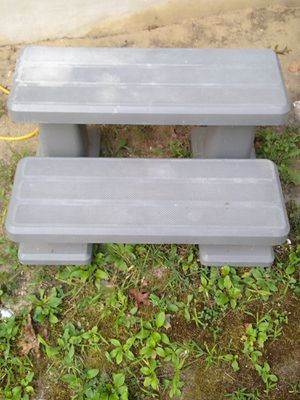 Hot tub steps for Sale in Lakewood Township, NJ