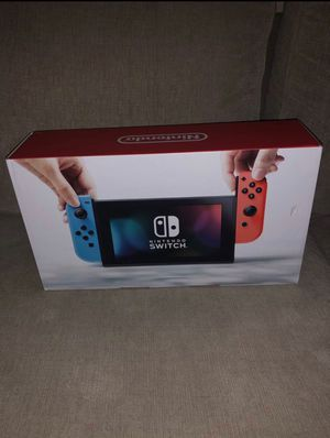 Nintendo switch brand new for Sale in Everett, MA