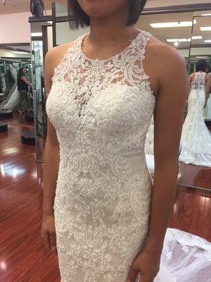 NWT WEDDING DRESS Essence of Australia D2174 for Sale in San Jose, CA