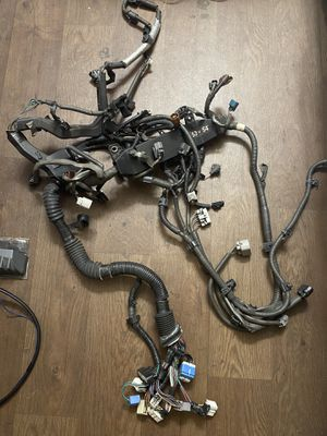 2jzgte 2jz 2jz-gte vvti aristo wiring harness uncut wire for Sale in Los Angeles, CA