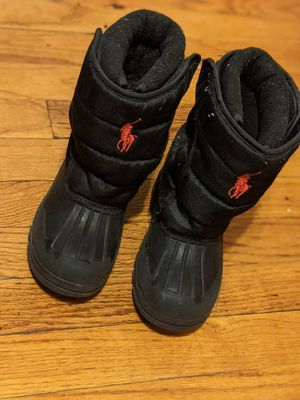 Kids Polo Ralph Lauren snow boots for Sale in Chicago, IL